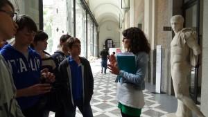 musée de Naples, mai 2016
