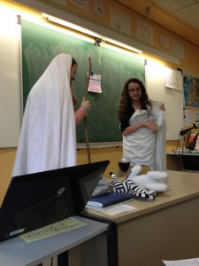 Ulysse au royaume des morts