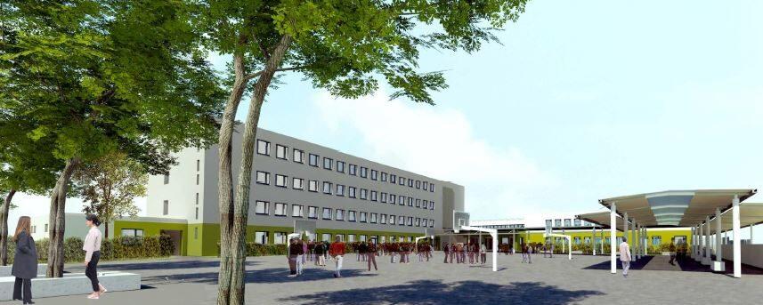 Collège Jean-Jacques Rousseau